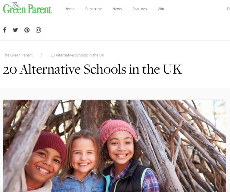 alternative schools uk