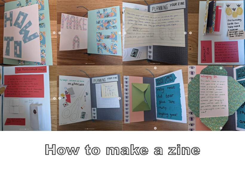 Week 4 Online Zoom Workshop for Home-Educated children